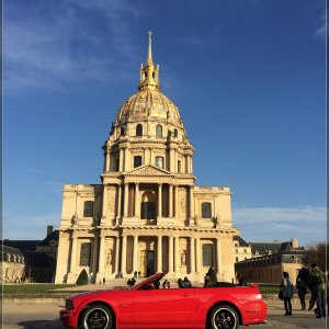 """Reddie"" in Paris"