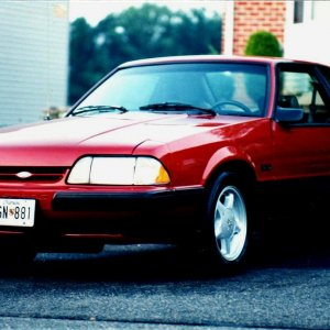 1991 Mustang 5.0 LX