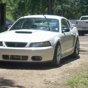 2002 supercharged mustang gt