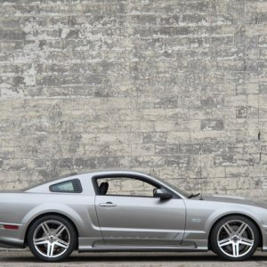 2008 Ford Mustang SALEEN STERLING EDITION