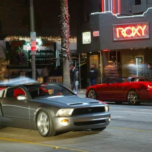 2005 Mustang GT Coupe Concept