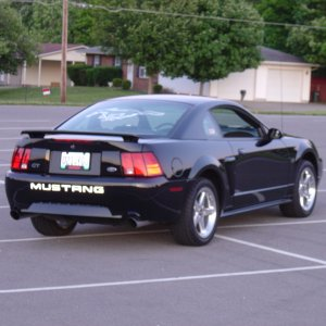 2003 Mustang GT Coupe