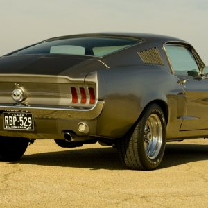 1968 Mustang Fastback