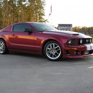 2005 ROUSH Mustang Coupe