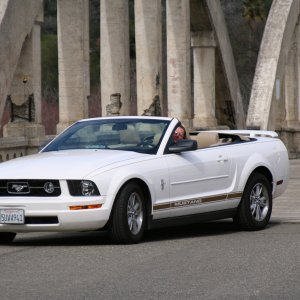 Dion's 2006 Mustang