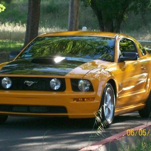 No its not My Boyfriends Car!!!! Its mine all mine