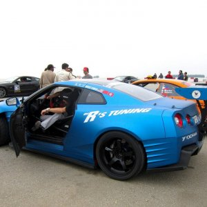 Global Time Attack Pro-Am Rd. 1 - 2012 Ford Mustang GT