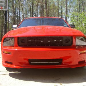 2005 Mustang V6 Coupe