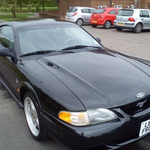 1994 Mustang Coupe