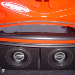 2002 Mustang Coupe - Custom Stereo