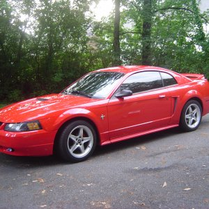 2002 Mustang Coupe - 3.8L V6