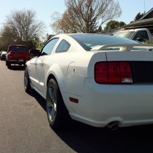 2008 Mustang GT Coupe