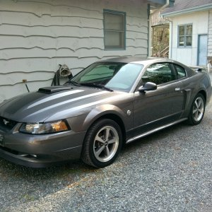2004 Mustang Mach 1 Coupe