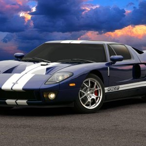 Donated Ford GT