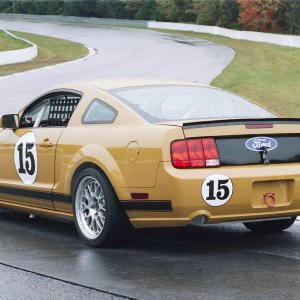 ford racing 5.0 cammer