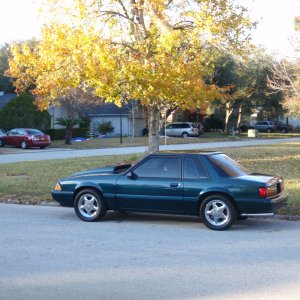1990 Ford Mustang LX SSP 5.0