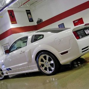 2006 SALEEN Mustang S281 Coupe
