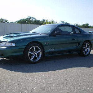 1997 Mustang GT Coupe