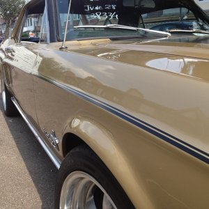 1968 Gold Nugget Special