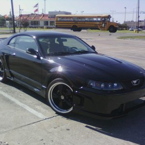 2003 Ford Mustang V6 Coupe