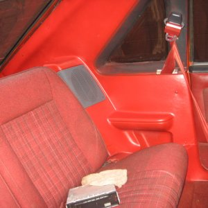 new interior for my 1989 gt