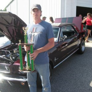 Metco Motorsports Peoples Choice Award