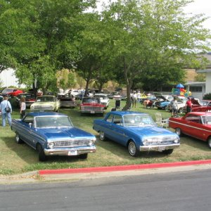 Fabulous Fords on the 4th